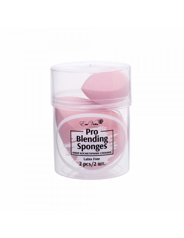 Blending sponges set