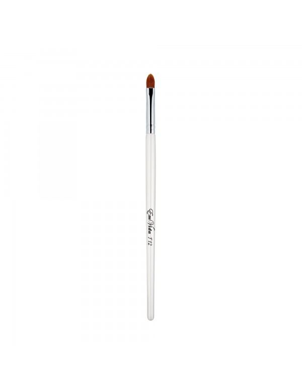 T12 synthetic makeup brush for lips