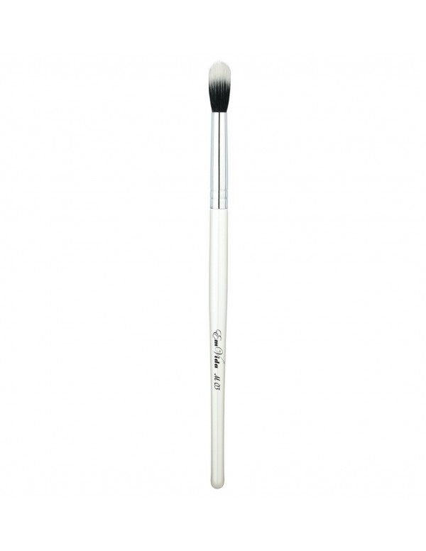 M03 duo fibre makeup brush for cream eyeshadows and concealer