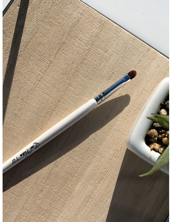 T07 synthetic makeup brush for lips and fine lines
